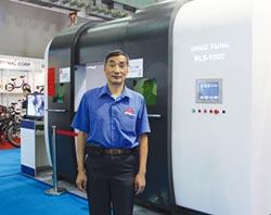 旭東聚焦3D雷射切管設備