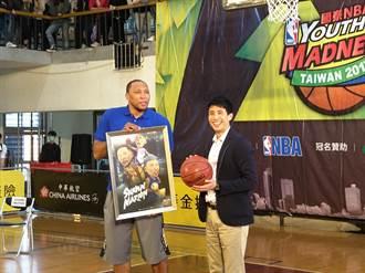 NBA》曾經投錯籃框 馬里昂感覺糗到爆