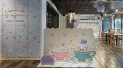 萌到爆炸的「大耳狗喜拿」 台灣首家期間限定咖啡廳