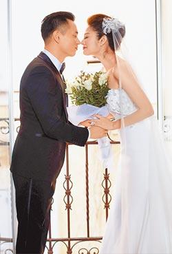 安以軒當6月新娘 老公身家百億