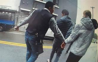 警民聯手 共同逮捕非法外勞