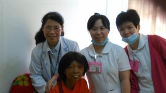 感謝醫療團隊 癌逝女捐120萬給聖保祿醫院