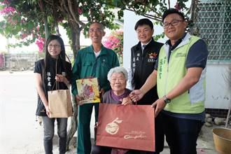 郵差救路倒老婦一命 社會處安排居家照護