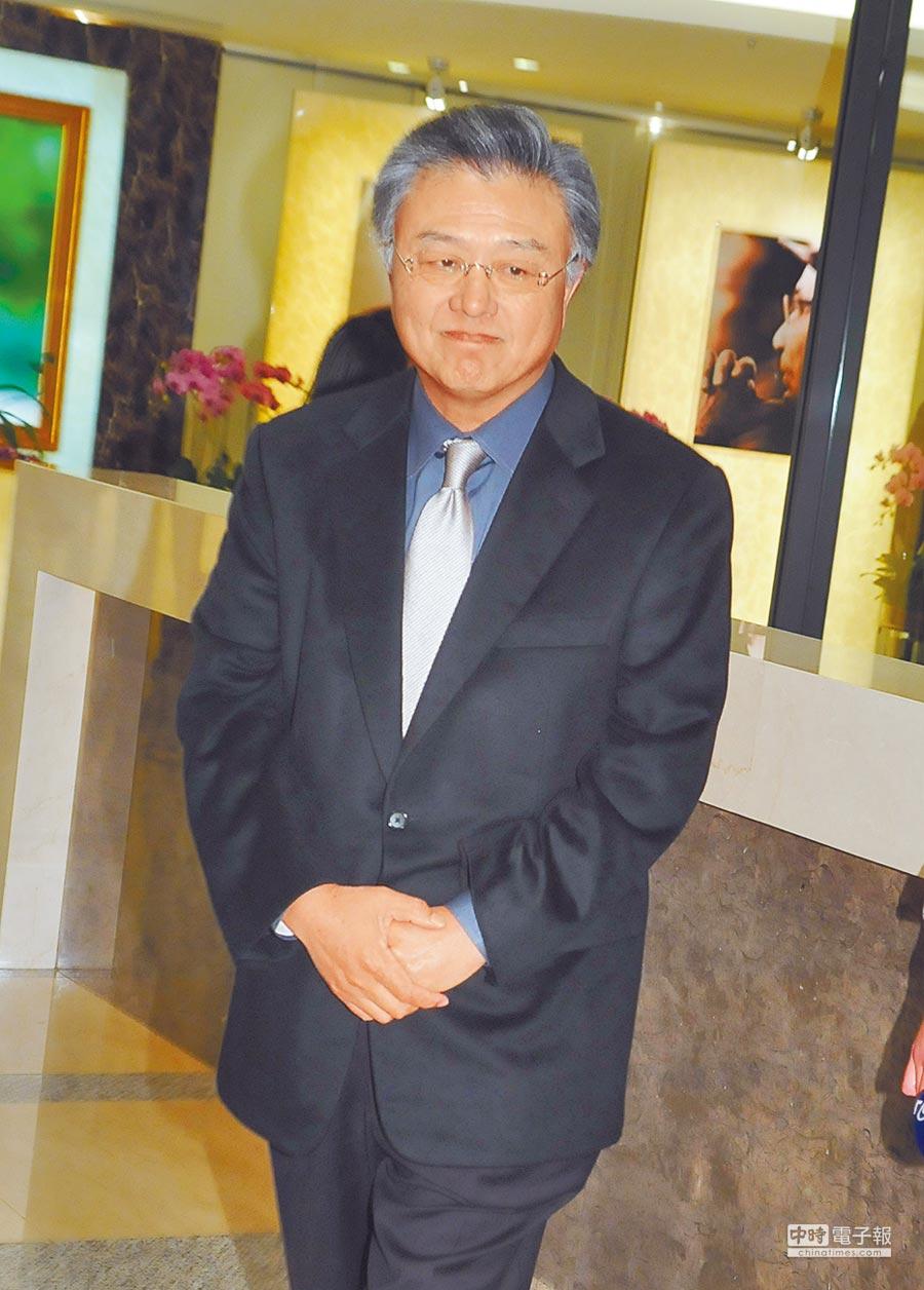 陳剛信正式揮別有19年感情的民視。(資料照片)
