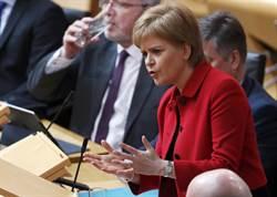 蘇格蘭議會通過舉行新獨立公投