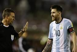 梅西禁賽撤銷 阿根廷晉世足利多