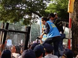 419反年改立院滋擾案 第二波起訴全教產理事長黃耀南3人