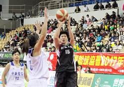 WSBL》國泰24冠到手 劉君儀淚捧MVP