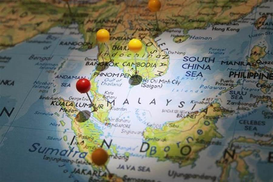 「新南向」的政策對象,包括印尼、菲律賓、泰國、馬來西亞、新加坡、汶萊、越南、緬甸、柬埔寨、寮國、印度、巴基斯坦、孟加拉、尼泊爾、斯里蘭卡、不丹、澳大利亞、紐西蘭等國家。(圖/達志影像shutterstock)