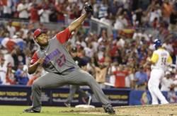 MLB》救援王法米利亞打老婆 禁賽15天