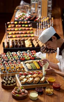 美福飯店慶周年 彩匯Buffet享4送1