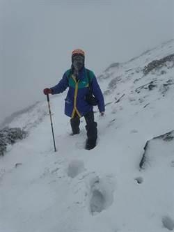 雪季管制結束 雪山主峰雪未融登山需有雪攀裝備