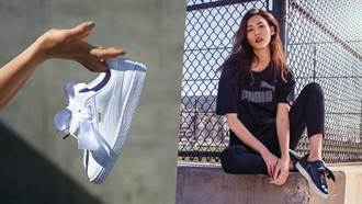 IG討論度爆表!PUMA寬緞帶鞋3月31日正式開賣!