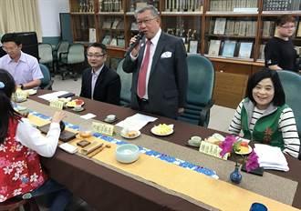 張榮發基金會、藝人明道 捐贈竹縣孩童陽光早餐