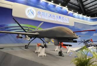 稱霸中東 陸將在沙國製彩虹無人機