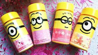 收藏價值百分之兩百!韓國小小兵牛奶「櫻花限定包裝」新上市