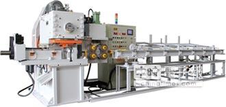 桂全棒鋼高速精密切斷機 精密切斷加工利器