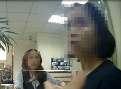 老梗騙婦人70萬 機警行員擋下婦助逮車手