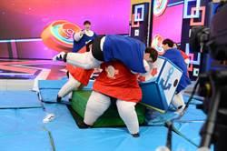 《娛百》大亂鬥 毛弟被威廉過肩摔