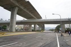 台中市環中東路潭子段貫通 用路人免繞路