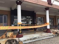台東寶石店遭搶 損失超過百萬
