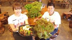 創意春捲現採蔬果入菜 健康不油膩