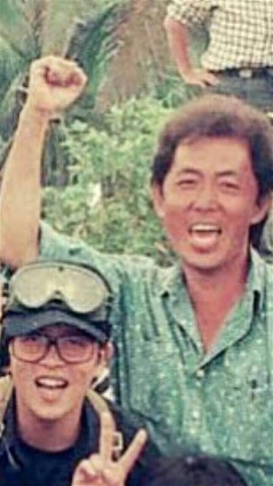 朱延平執導、張雨生主演的《七匹狼》堪稱國片經典。