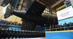 武器升級更安靜 俄亞森-M首艦喀山下水