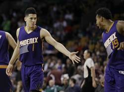 NBA》太陽逆襲老鷹 布克31秒攻下8分再創奇蹟