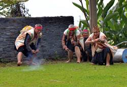 海端布農族射耳祭開跑 年輕人返鄉參加