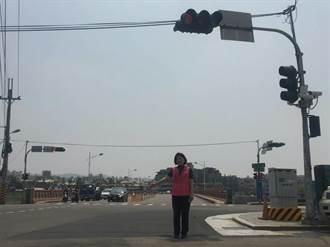 維護行車安全 立仁四路銜接立仁橋完工