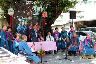 麻豆慶安宮集英社成立100年 邀民眾欣賞太平清歌
