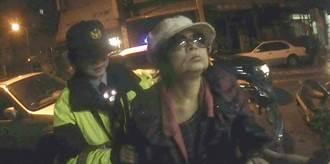 弱視婦險落河 年輕女警急攔救回一命