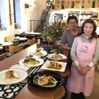 醫師攜手米其林主廚開餐廳 首重食品衛生觀念