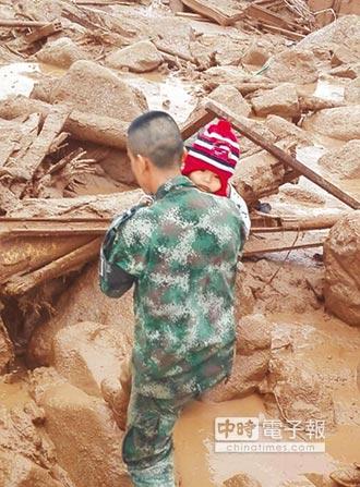 哥倫比亞土石流 至少254人喪命