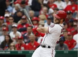MLB》哈波炸裂!開幕戰5轟現役居冠