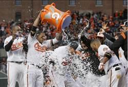 MLB》重現去年美聯外卡戰 川波再見轟率金鶯高飛