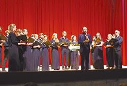 牛津大學皇后合唱團 師大附中盛大演出