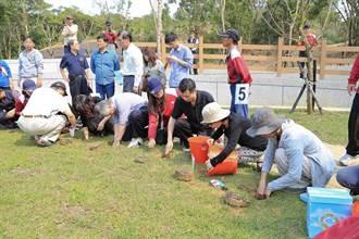 環保葬風行 台南推植存專區