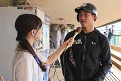 接受日本電台訪問 梁家榮日文回答沒問題