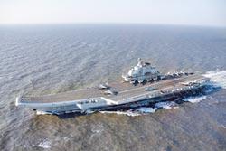 遼寧艦黃渤海練兵 深化作戰能力