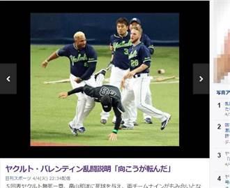 飛踢巴倫汀 阪神教練:只是想保護藤浪晉太郎!