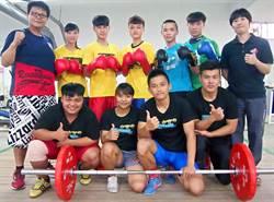 內埔農工9體育生 靠努力錄取國立大學