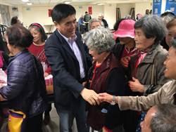 郝龍斌拉票籲團結 黨員:每次都是上面不團結