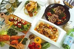台中亞緻大飯店推「歐食漫遊美食節」與「童心童樂主題客房專案」