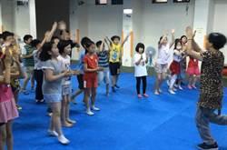 秀峰國小推藝術教學 舞蹈家到校授課