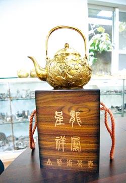 陶殼模鑄造 沿峰精密茶具 獲客戶一致好評
