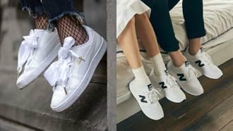 江湖在走,白鞋要有! 2017春夏人氣「小白鞋」報到
