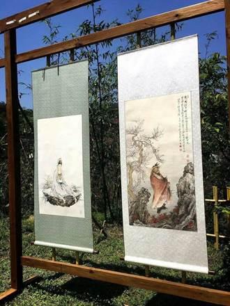 「春之頌 裝置藝術展」 夏荊山基金會:宮廟文化與裝置藝術