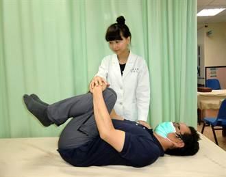 常閃到腰 竟是坐骨神經壓迫
